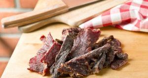 Viande séchée maison