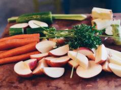 Fruits et légumes pour une alimentation saine