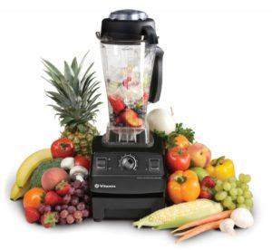 Blander Vitamix pour mixer des fruits