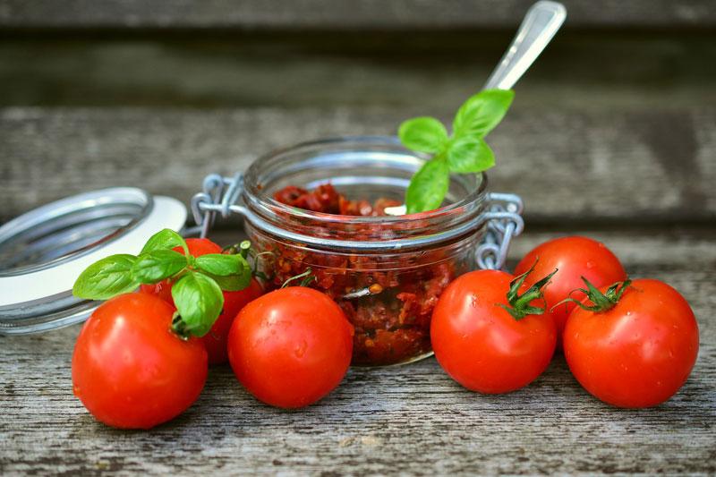 Faire sécher les tomates