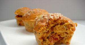 Comment faire au déshydrateur une recette de muffins au chorizo et tomate séchée