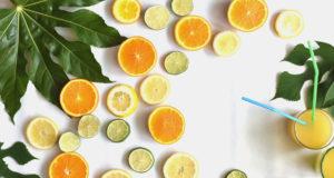 Déshydrater des agrumes