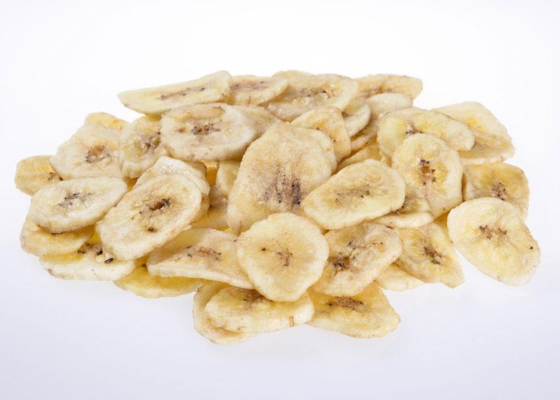 Comment faire sécher une banane