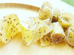 Faire un cuir de fruit avec le déshydrateur alimentaire