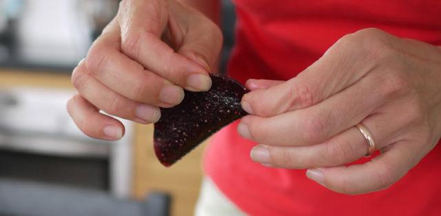 Recette dessert aux figues au déshydrateur